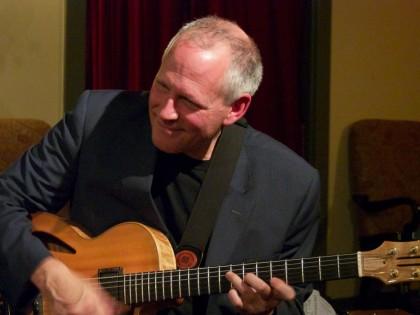 Bill Coon at Simonholt
