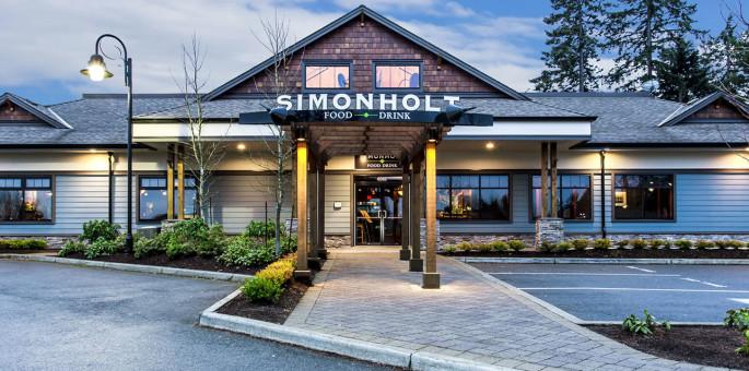 Simonholt Exterior