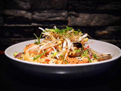 Thai Seafood Hotpot