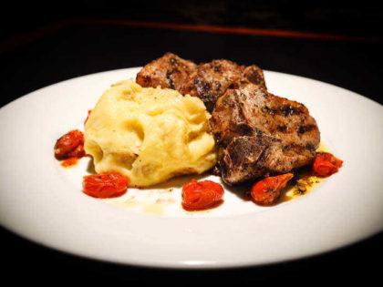 Herb Grilled Lamb Chops